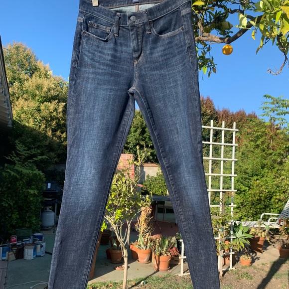 GAP Denim - GAP True Skinny Dark Blue Denim Jeans